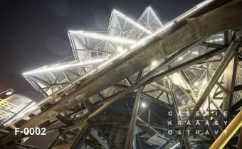 Pohled na kavárnu Bolt Tower