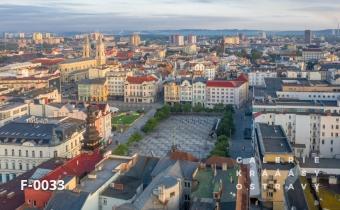 Centrum Moravské Ostravy