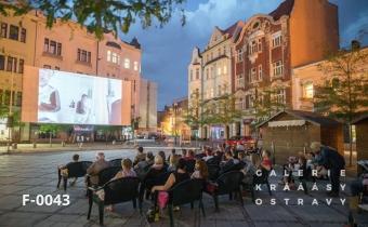 Letní kino na Kuřím rynku