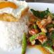 กระเพราไก่+ไข่ดาว @KruaMaiporn l อาหารตามสั่ง อาหารจานด่วน บริการจัดส่งถึงบ้าน อร่อยแซ่บต้องลอง