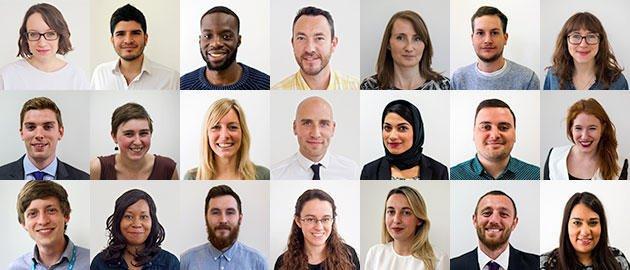 Staff collage updated