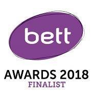 BETT finalist logo