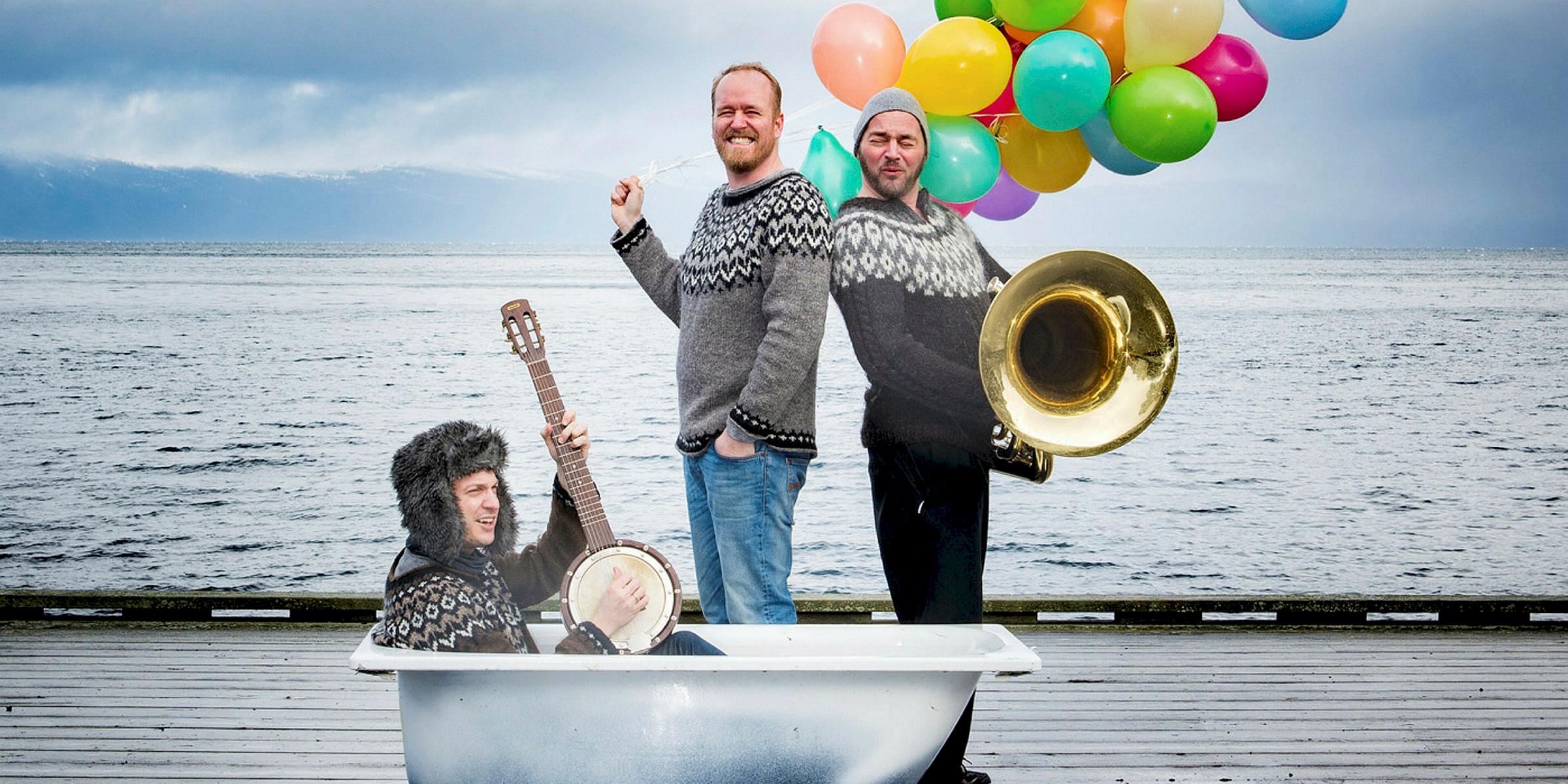 Rasmus og verdens beste band - DIGITAL KONSERT