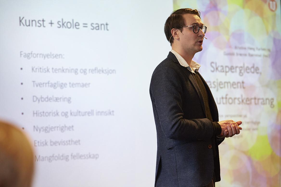 DKS Viken presenterer ny modell for skoleledelsen i den videregående skole