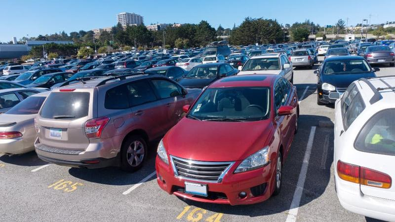 Parking Lot Accidents and Your Auto Insurance - InsuranceHotline.com