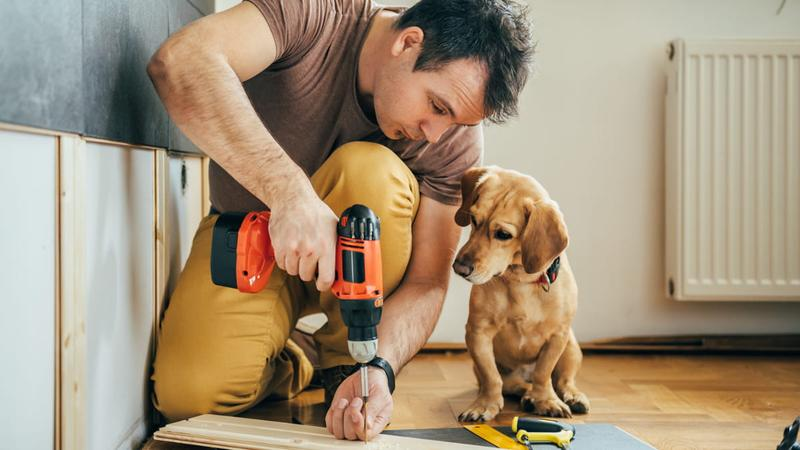 Image result for homeowners doing renos