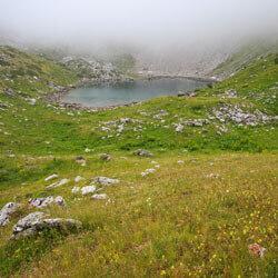 Via Dinarica, Western Balkans