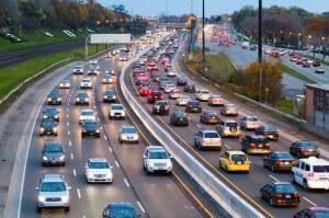 © Mikecphoto | Dreamstime.com - Traffic On The Gardiner Express Photo