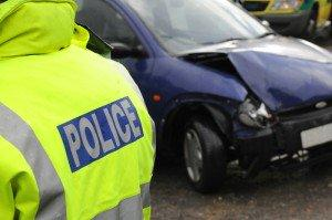 police-at-car-accident
