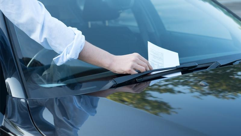 Driving Infractions, Tickets and Penalties