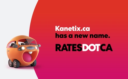 Kanetix.ca to Become RATESDOTCA