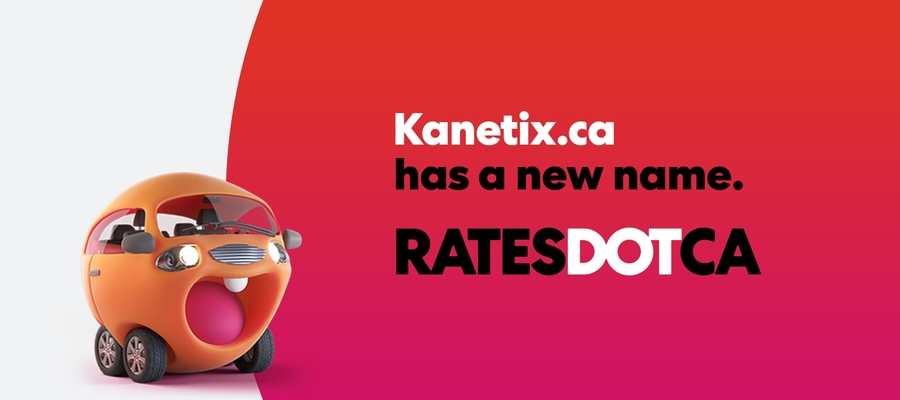 Kanetix.ca to Become RATESDOTCA