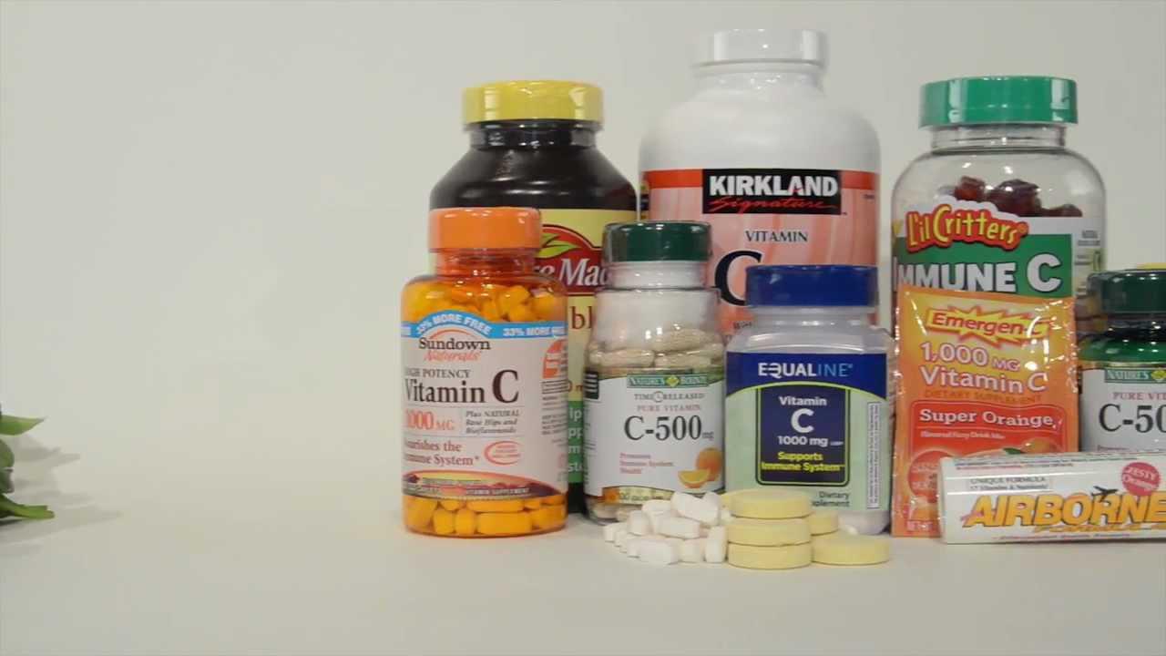 Vitamin Conspira-C