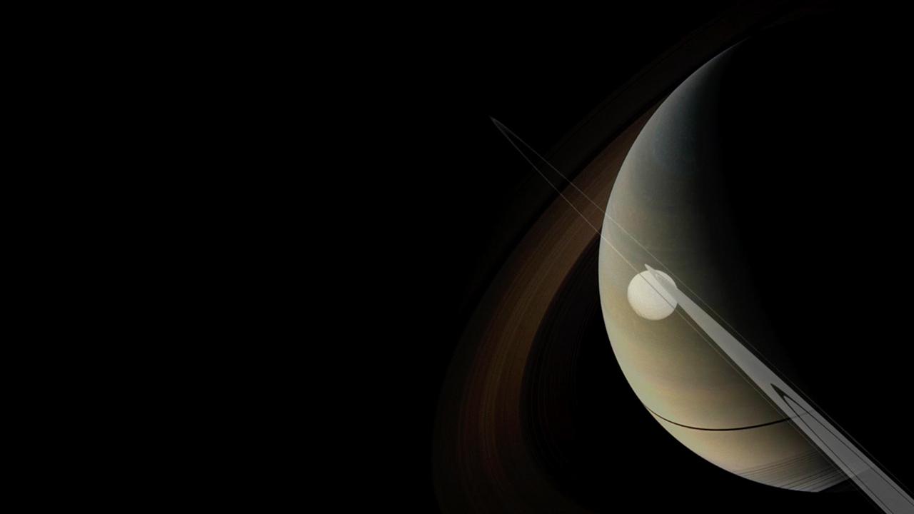 Cassini Falls