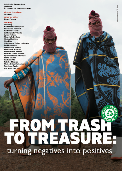 From Trash to Treasure: turning negatives into positives