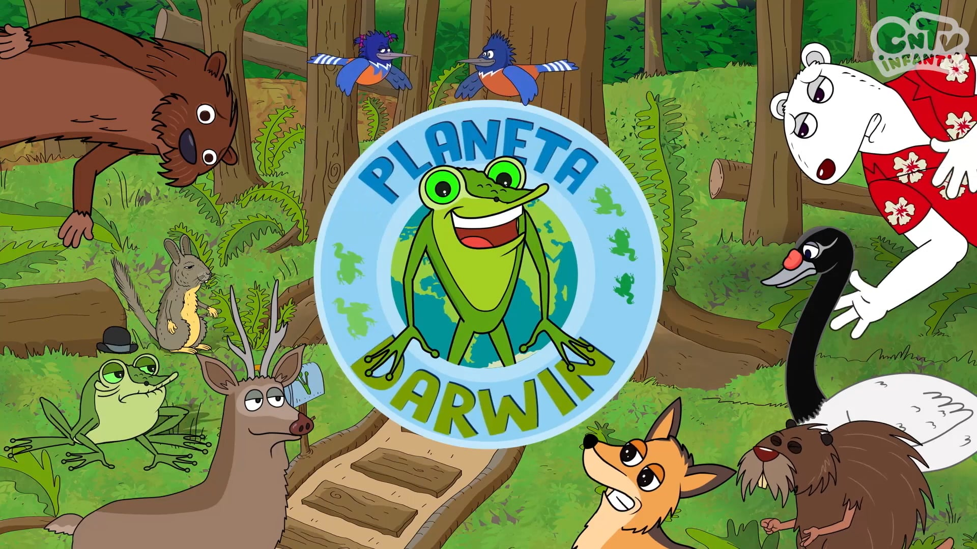 Planeta Darwin (Darwin Planet)