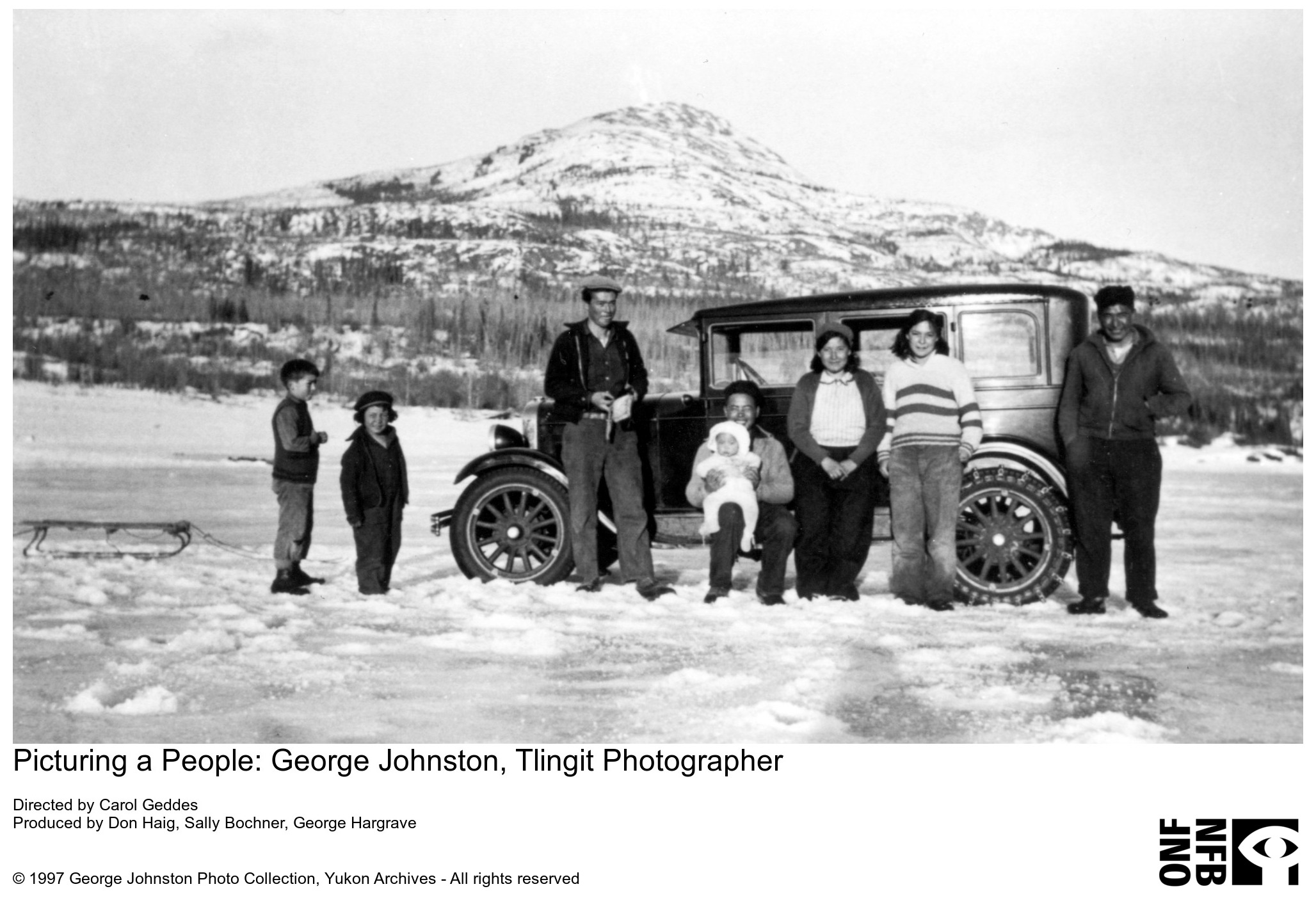 Picturing a People: George Johnston, Tlingit Photographer