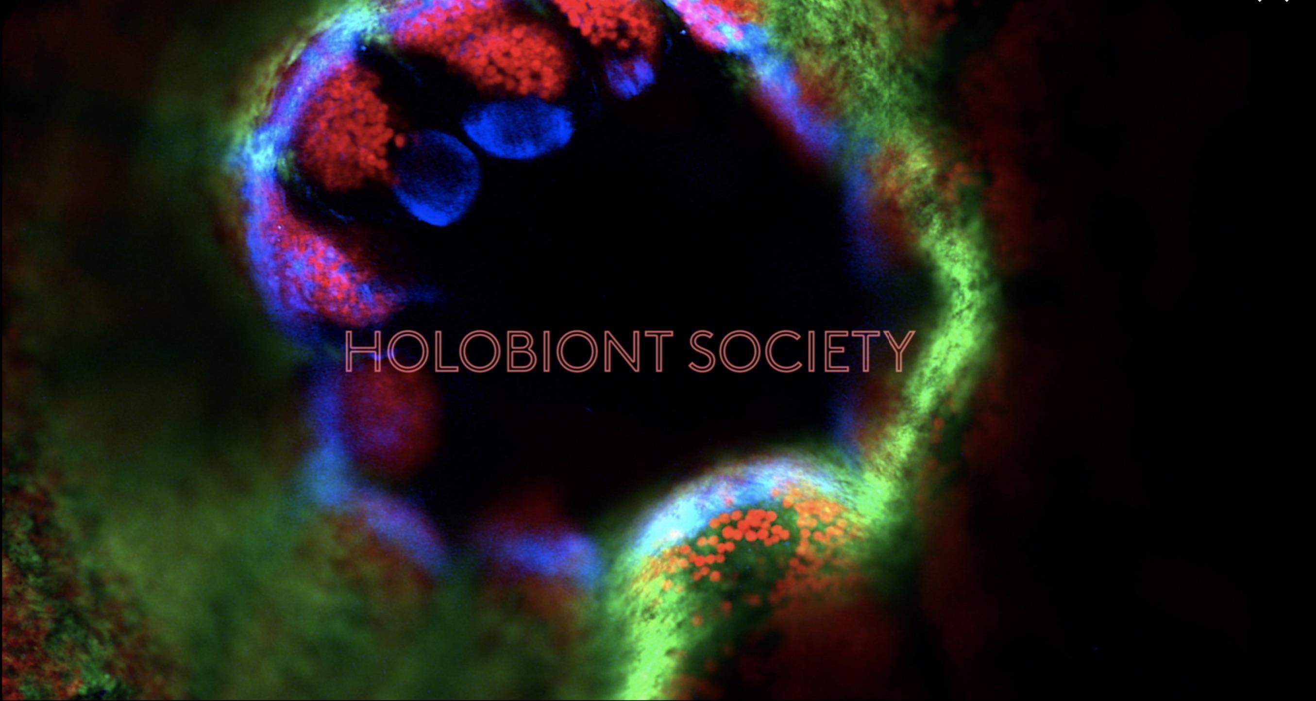 Holobiont Society