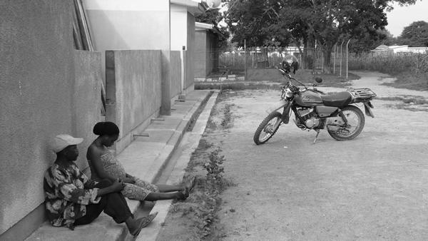 Motorbike Midwife