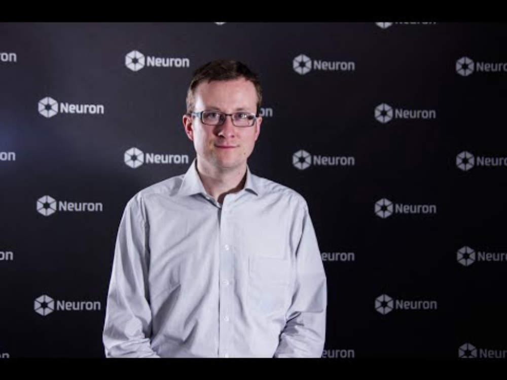 Laureát Ceny Neuron pro mladé vědce za rok 2015 - Jan Macák