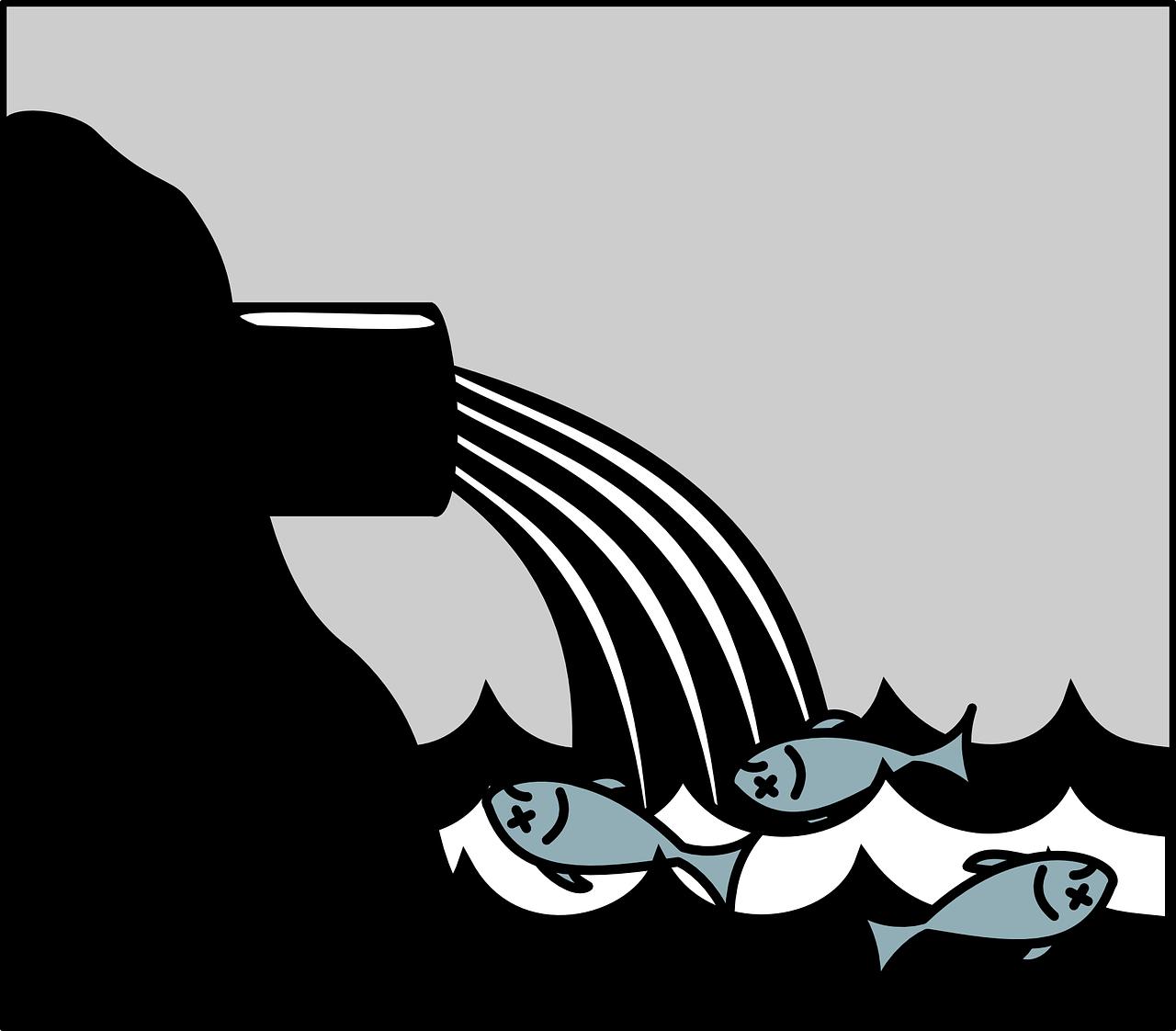 Pixabay: Odpadní vody