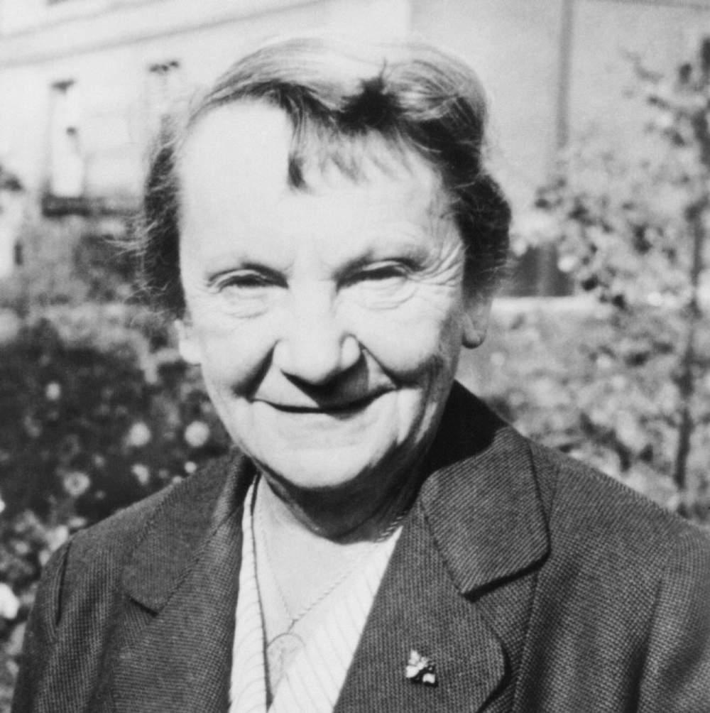 Prof. dr Ing. Julie Hamáčková, doktor chemických věd