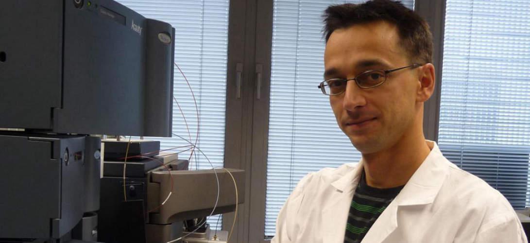 Miroslav Lísa patří mezi čtyřicet nejlepších mladých vědců v oboru Analytické chemie