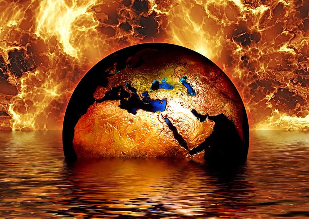 Chemické znečištění Země působí nevratné změny