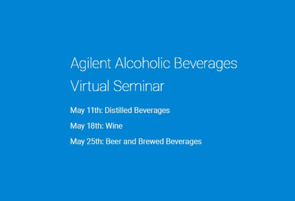Alcoholic Beverages Virtual Seminar - Distilled Spirits