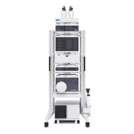 Agilent LC/MSD iQ Single Quadrupole System
