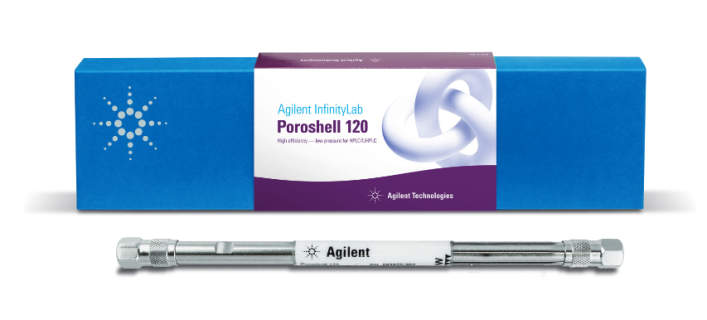 Agilent InfinityLab Poroshell 120 kolony