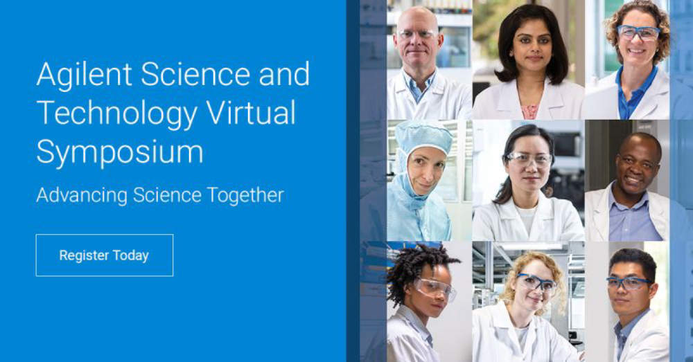 2021 Agilent Science and Technology Virtual Symposium