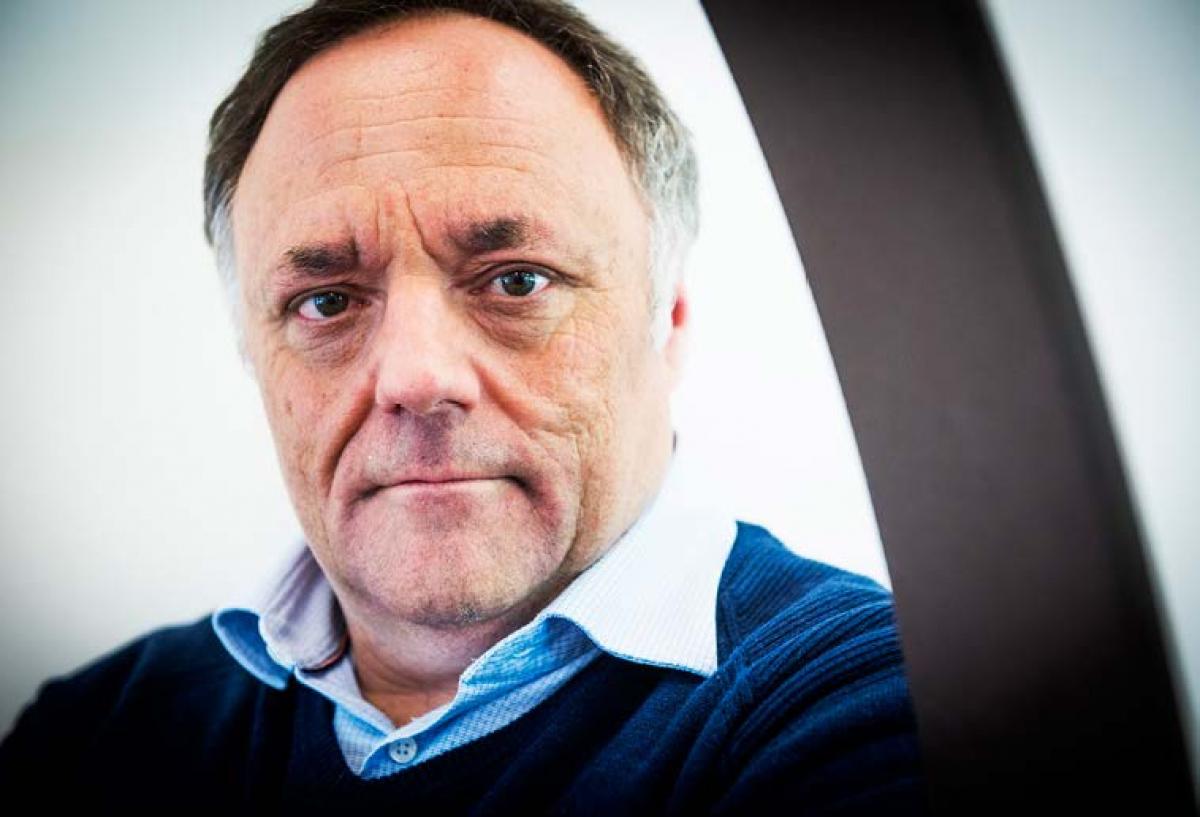 """BIOCEV/Lies Willaert a Dirk Vertommen: Virolog Marc Van Ranst: """"Možná ještě pár let potrvá, než si znovu potřeseme rukou"""""""