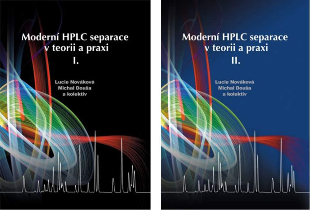 Moderní HPLC separace v teorii a praxi I a II
