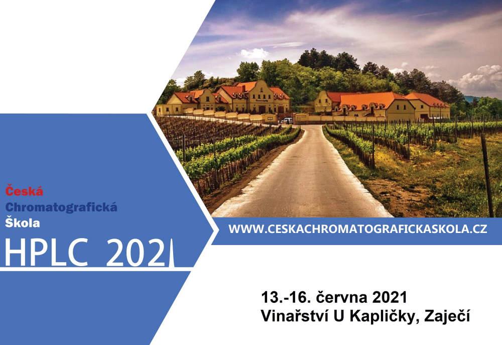 Česká chromatografická škola - HPLC 2021