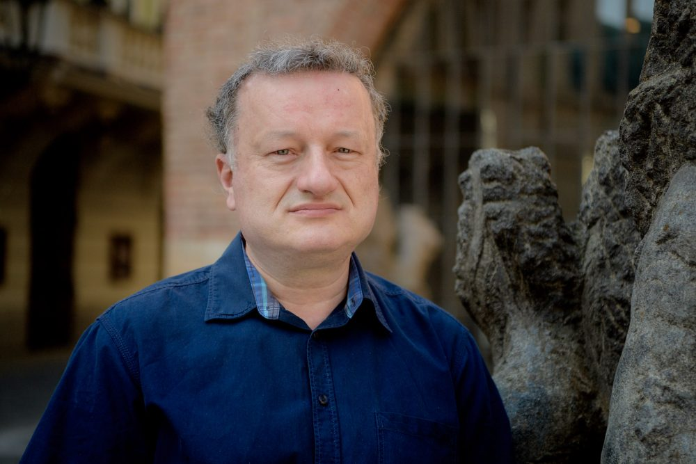 Český rozhlas/Khalil Baalbaki: Biochemik Jan Konvalinka
