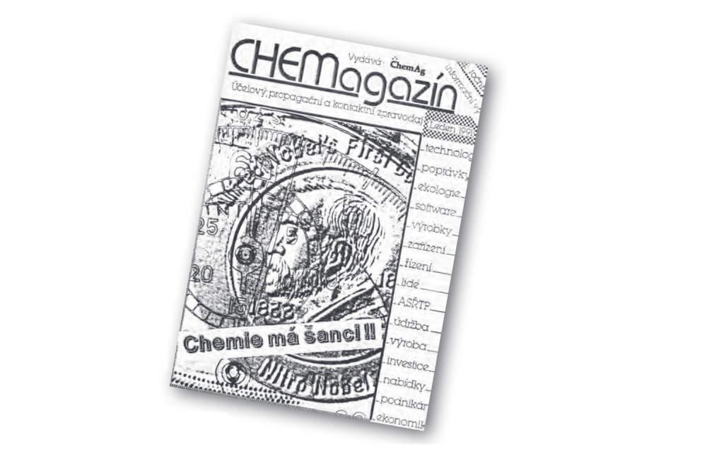 30 Let časopisu CHEMAGAZÍN