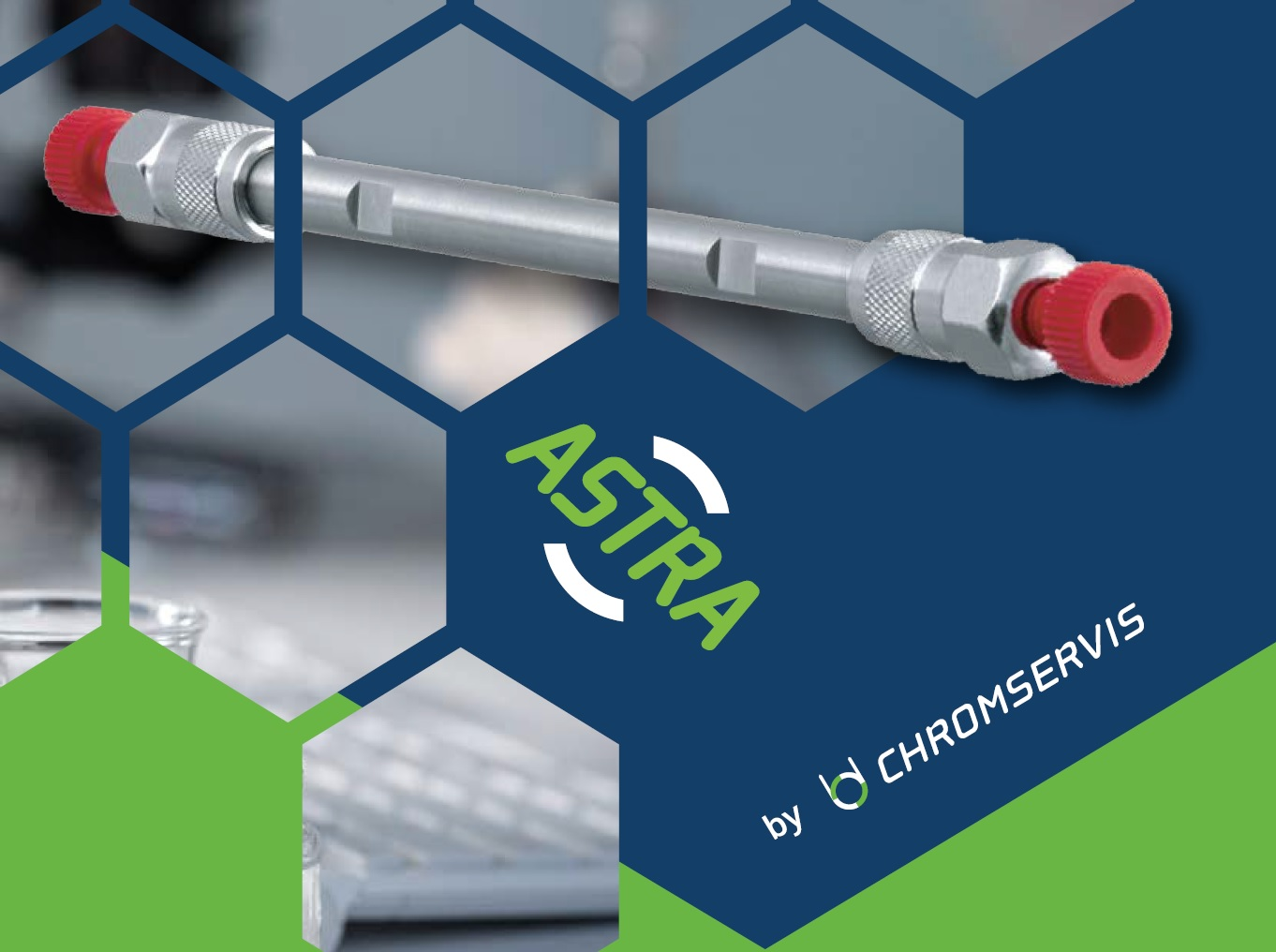 Chromservis: ASTRA HPLC columns extend ARION and CHROMSHELL product lines