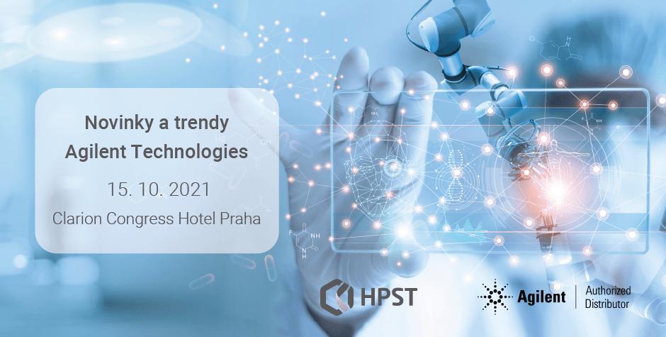 HPST: Novinky a trendy Agilent Technologies 2021