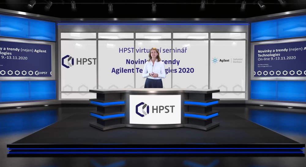 Co přináší listopad od HPST/Agilent? Slevové akce a virtuální seminář!