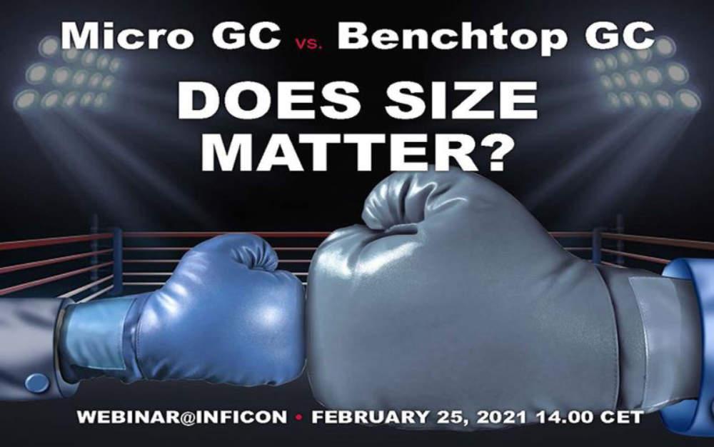 Micro GC vs. Benchtop GC