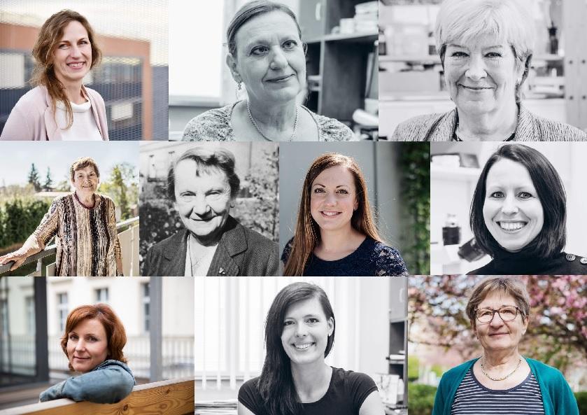 LabRulez: Ženy v chemii - výběr 35 rozhovorů s našimi vědkyněmi