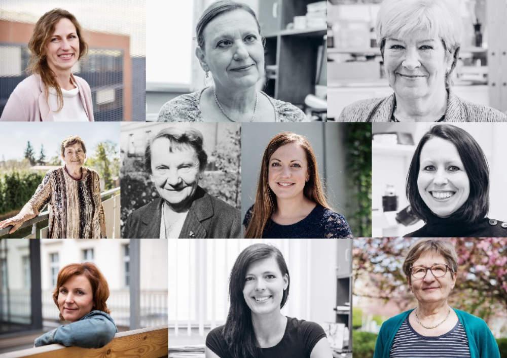 Ženy v chemii - výběr 35 rozhovorů s našimi vědkyněmi