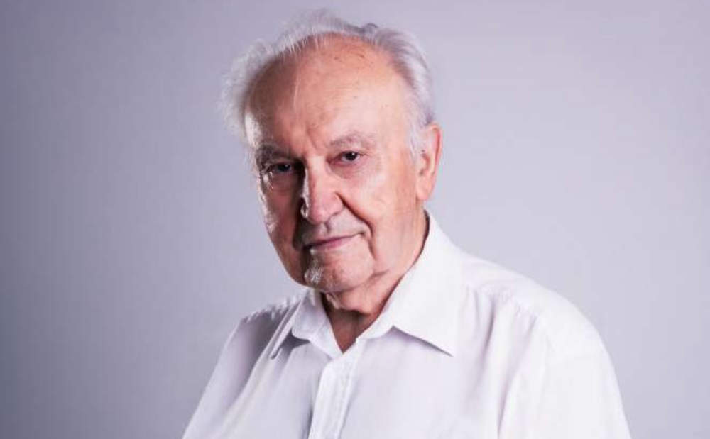 Medaile Jana Marka Marci z Kronlandu - Dr. Miroslav Ryska
