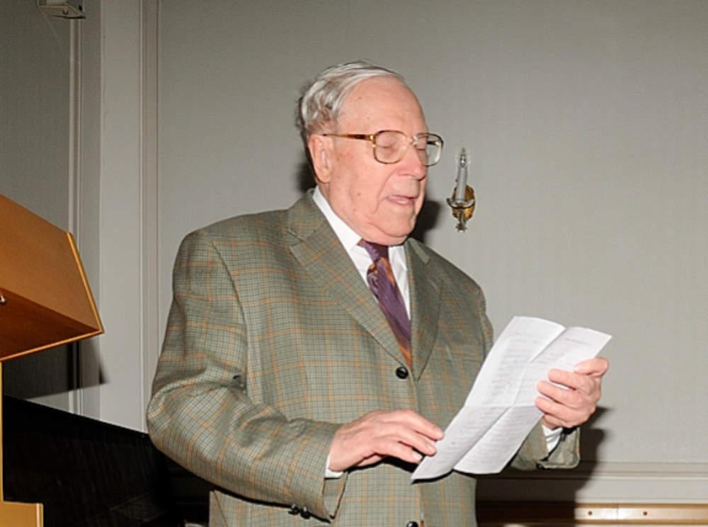 Prof. Ing. Eduard Plško, DrSc., deväťdesiatročný jubilant