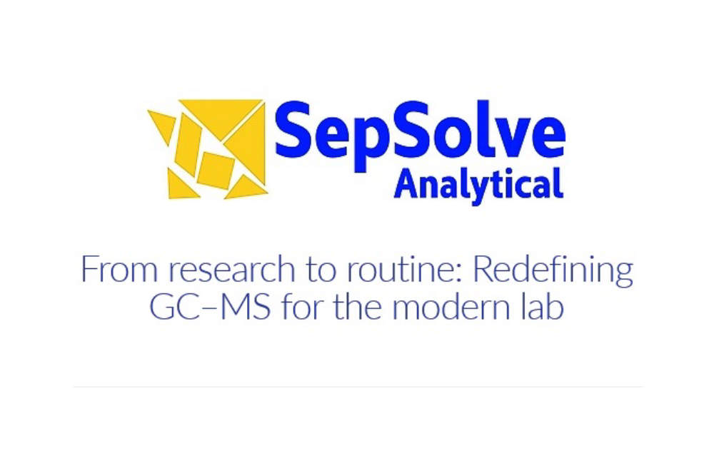 From research to routine: Redefining GC‒MS for the modern lab