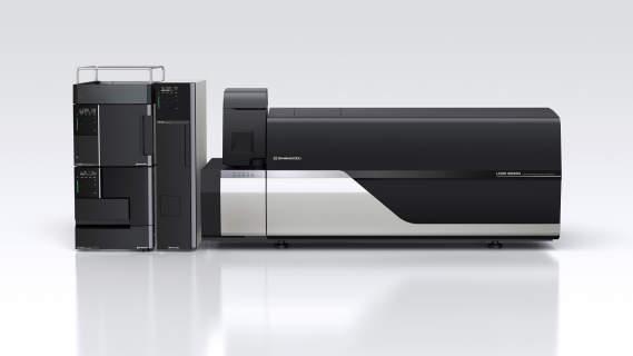 Shimadzu LCMS-8060NX tandemový hmotnostní spektrometr