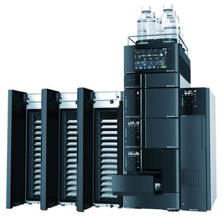 Shimadzu Nexera series Modular (U)HPLC systems