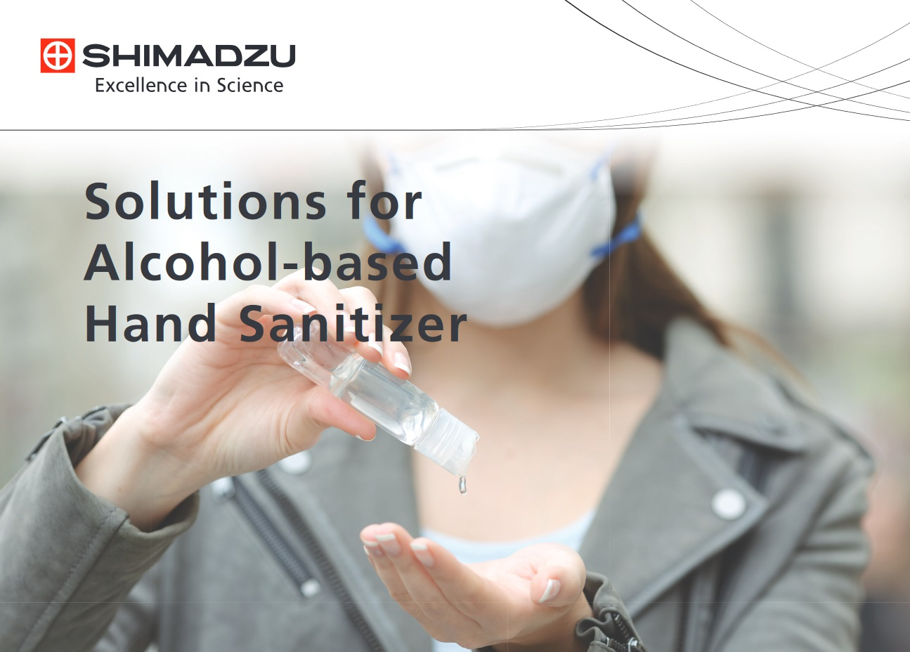 Komplexní analýza alkoholů a dezinfekčních prostředků na ruce pomocí GC