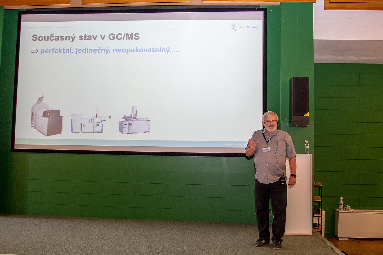 SSJMM: Současný stav v GC/MS a typické aplikace (J. Čáslavský)